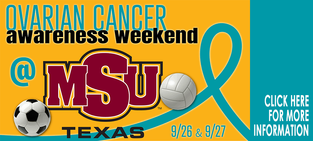 MSU Ovarian Cancer Awareness Weekend